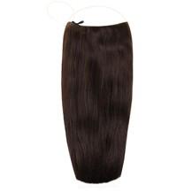 PARA Human Hair Secret Extensions Dark Brown (#2)