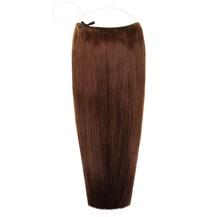 PARA Human Hair Secret Extensions Medium Brown (#4)