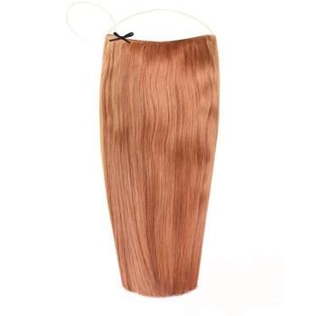 para human hair secret hair extensions light auburn