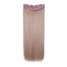 "24"" Golden Blonde(#16) One Piece Clip In Synthetic Hair Extensions"
