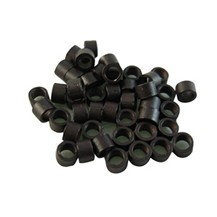 1000pcs Micro Links Dark Coffee for Hair Extensions
