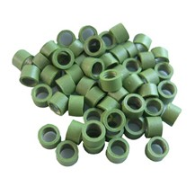 1000pcs Micro Links Green for Hair Extensions