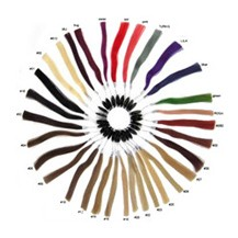 Color Ring For All Human Hair Extensions
