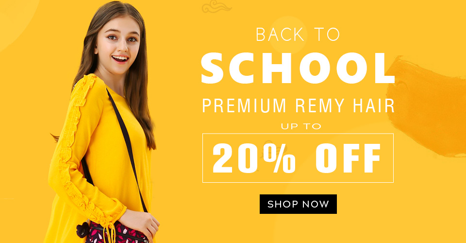 2018 hair extensions back to school on sale online