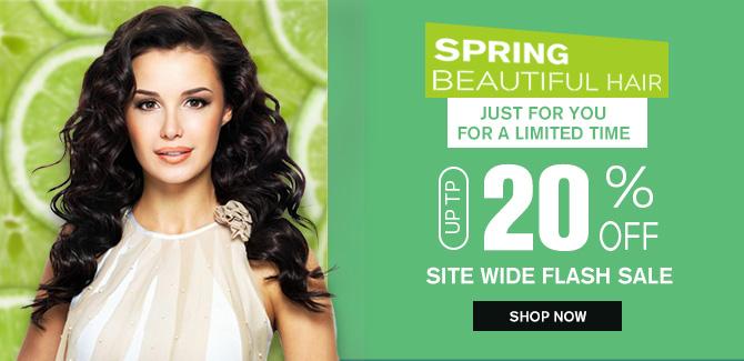 2018 spring hair extensions sale online