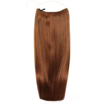 PARA Human Hair Secret Extensions Light Brown (#6)