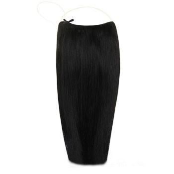 PARA Human Hair Secret Extensions Jet Black (#1)