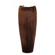 PARA Human Hair Secret Extensions Medium Brown (#4)