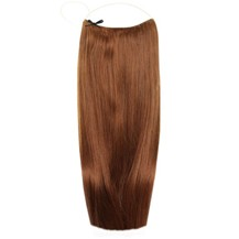 "PARA 24"" Human Hair Secret Extensions Light Brown (#6)"