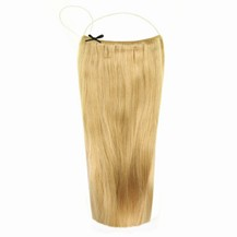 "PARA 24"" Human Hair Secret Hair Ash Blonde (#24)"