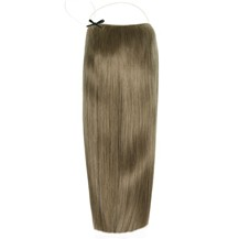 "PARA 24"" Human Hair Secret Hair Extensions Ash Brown (#8)"