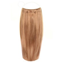 "PARA 24"" Human Hair Secret Hair Extensions Golden Brown (#12)"