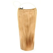 "PARA 24"" Human Hair Secret Hair Extensions Honey Blonde (#22)"