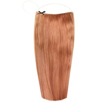 "PARA 24"" Human Hair Secret Hair Extensions Light Auburn (#30)"