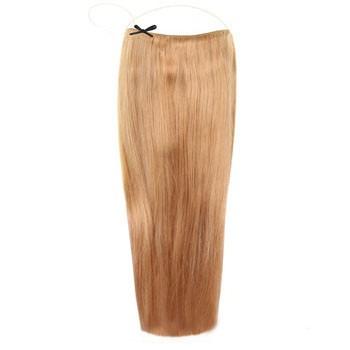 "PARA 24"" Human Hair Secret Hair Extensions Strawberry Blonde (#27)"