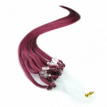 """16"""" Bug 100S Micro Loop Remy Human Hair Extensions"""