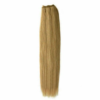 "20"" Golden Blonde (#16) Straight Indian Remy Hair Wefts"