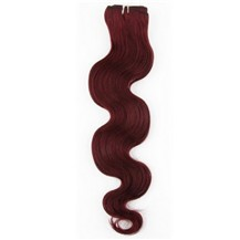"""28"""" 99J Body Wave Indian Remy Hair Wefts"""