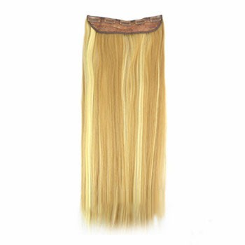 24 inches Blonde Highlight(#18/613) One Piece