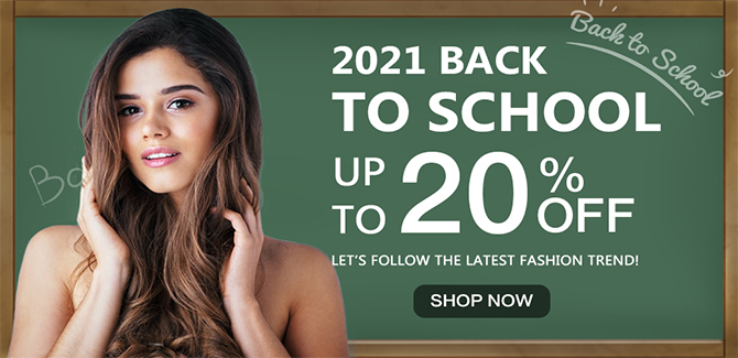 2021 hair extensions Back to School Sale online United Kingdom