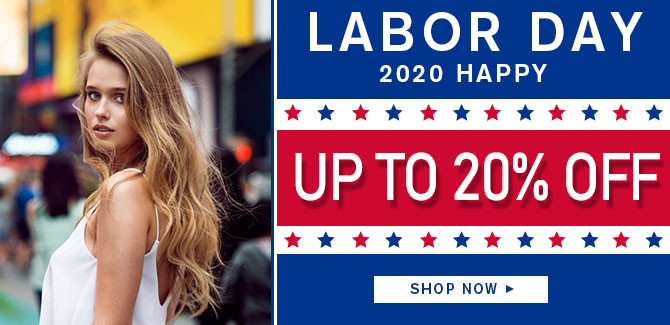 2020 hair extensions Labor Day Sale online