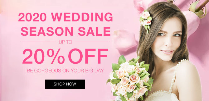2020 hair extensions Wedding Season Sale online