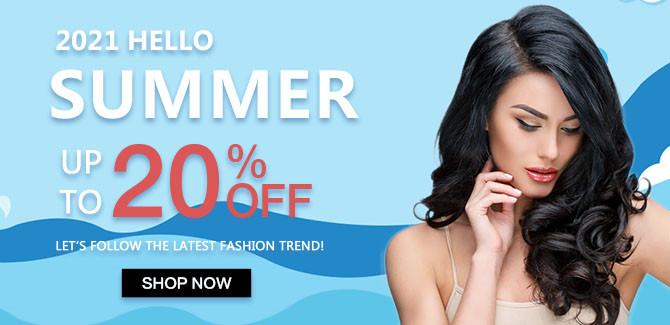 2021 hair extensions Summer Sale online